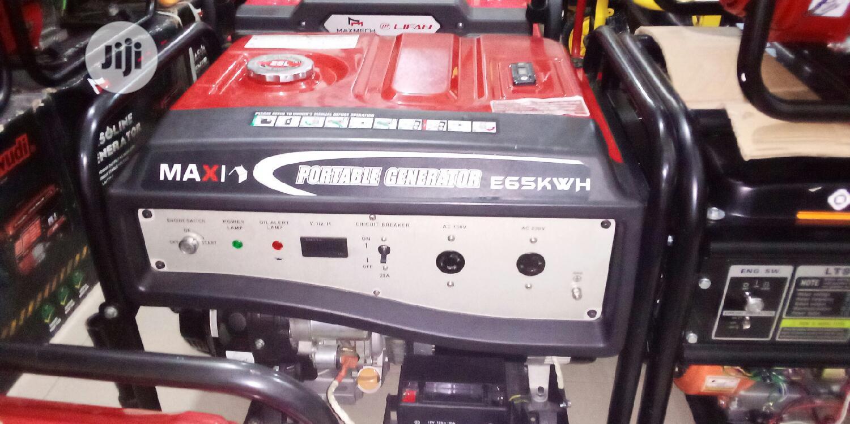 8kva Maxi Generator