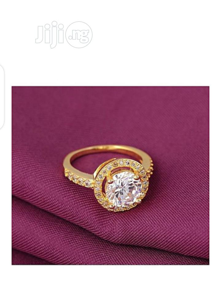 Archive: Gold Engagement Ring