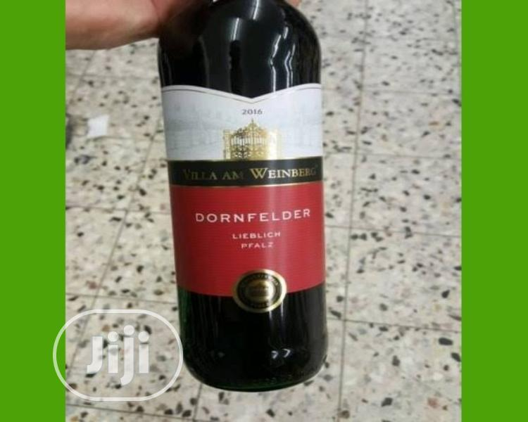 Archive: German Red Wine