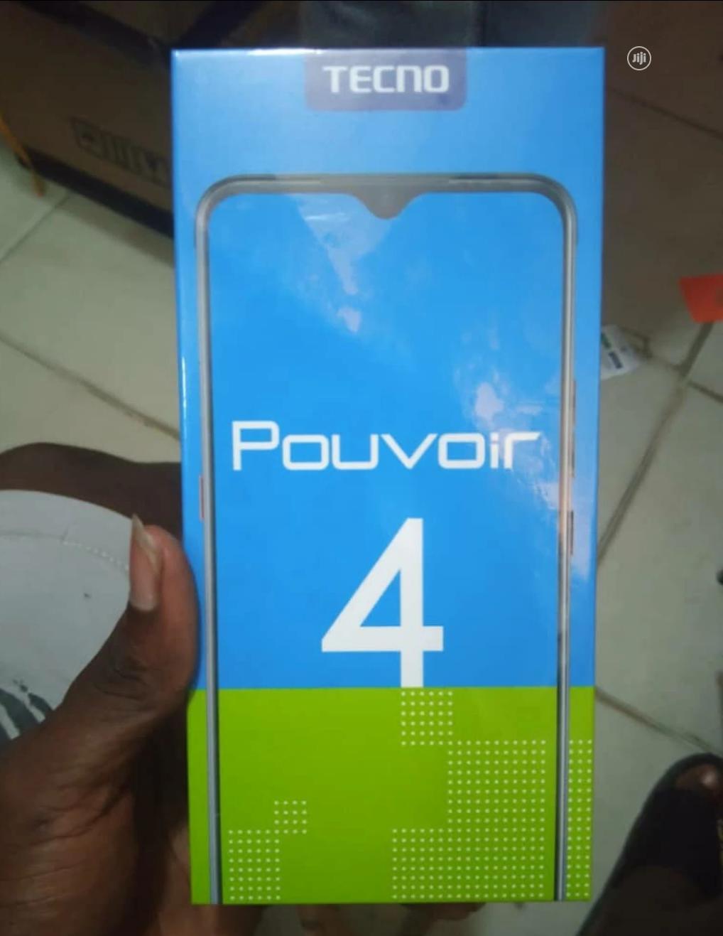 New Tecno Pouvoir 4 32 GB | Mobile Phones for sale in Ikeja, Lagos State, Nigeria