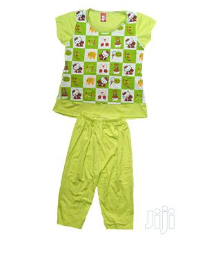 Girls Party Top With Legging-Lemon,Peach,Pink,Orange Multi   Children's Clothing for sale in Lagos State, Ojota