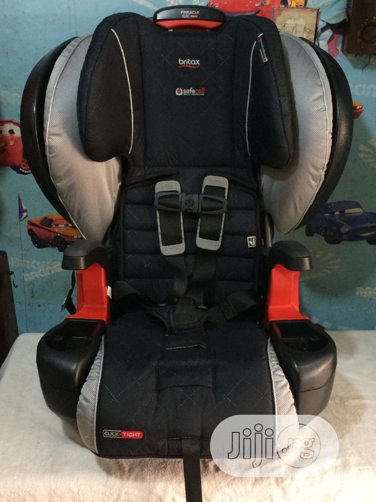 Tokunbo UK Used Britax Baby Car Seat