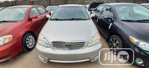 Toyota Corolla 2007 S Silver   Cars for sale in Lagos State, Apapa
