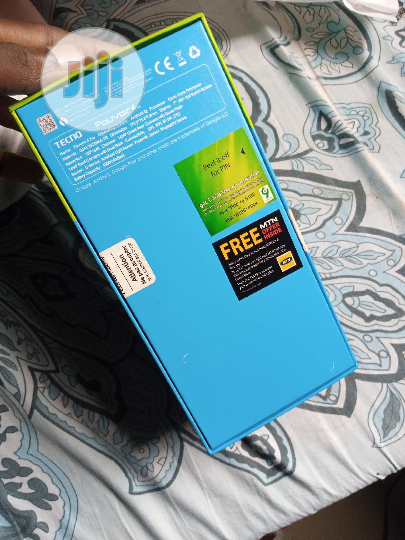 Tecno Pouvoir 4 Pro 128 GB Blue   Mobile Phones for sale in Obio-Akpor, Rivers State, Nigeria