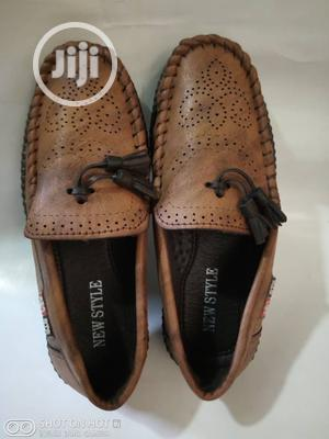Brown Loafers Shoes | Children's Shoes for sale in Lagos State, Lagos Island (Eko)