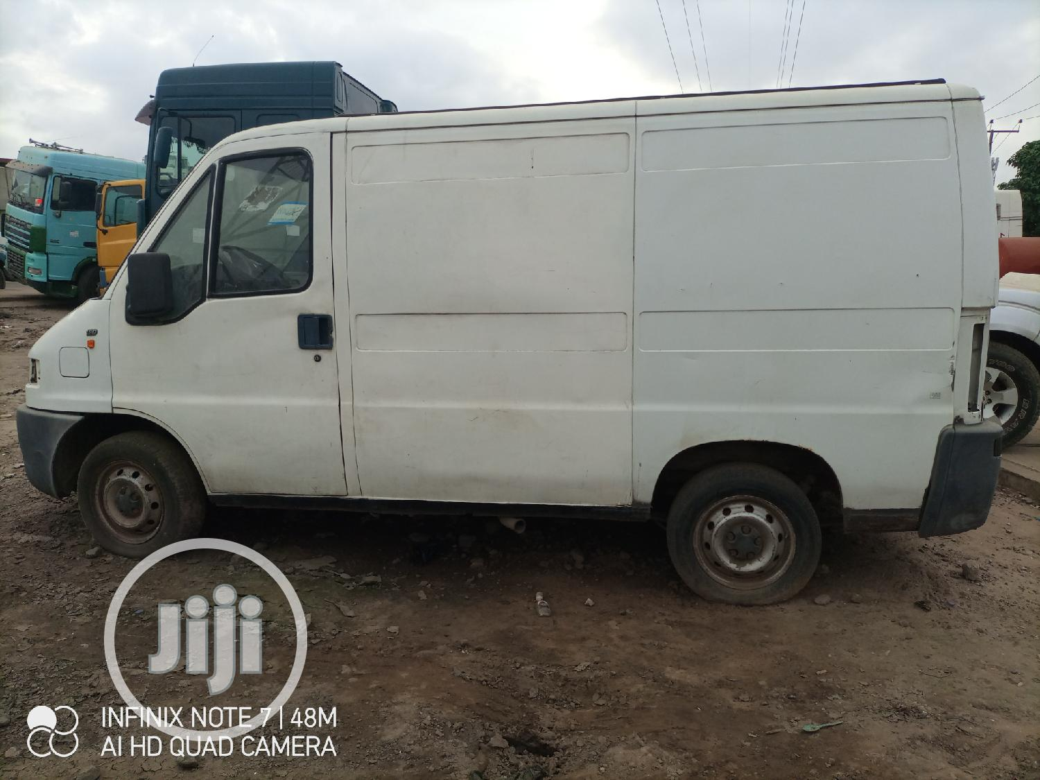 Foreign Used Fiat Ducato Bus Excellent Engine
