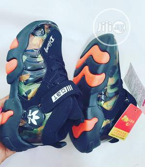 Dbtong High Top Sneakers For Kids   Children's Shoes for sale in Lagos State, Lagos Island (Eko)