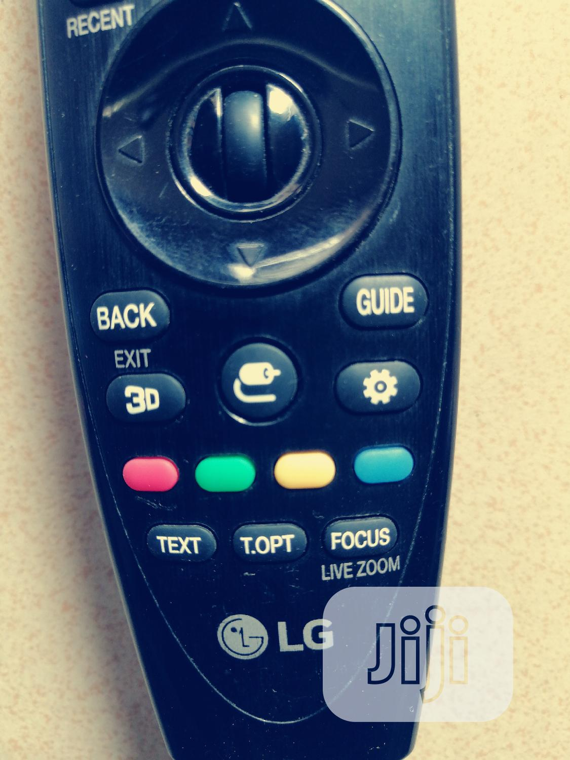 LG Magic Remote | Accessories & Supplies for Electronics for sale in Lugbe District, Abuja (FCT) State, Nigeria