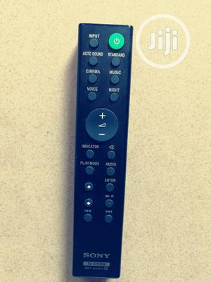Original Sony Soundbar Remote   Accessories & Supplies for Electronics for sale in Abuja (FCT) State, Lugbe District