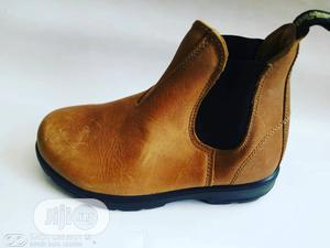 Brown High Top Boots | Children's Shoes for sale in Lagos State, Lagos Island (Eko)