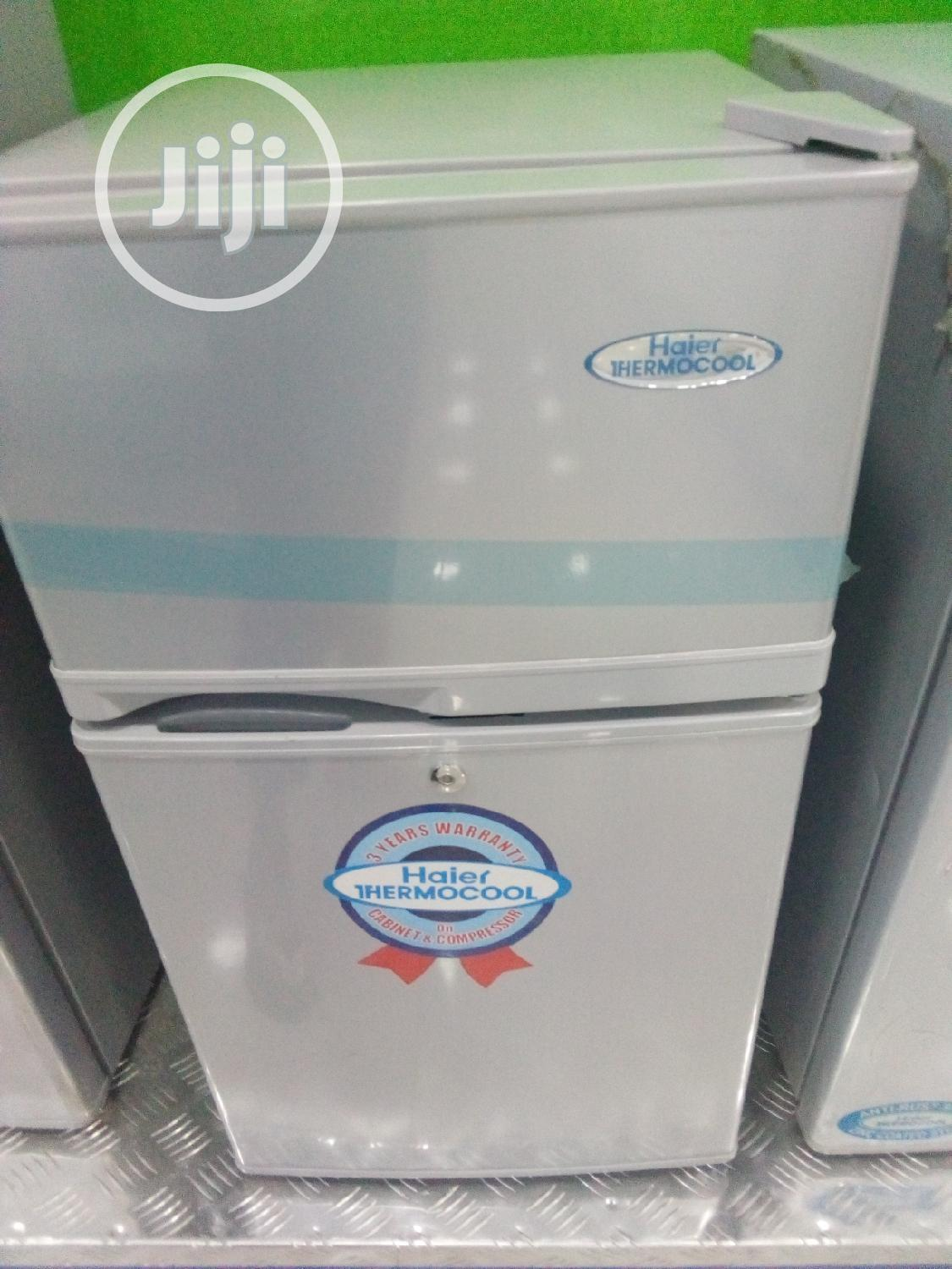 Haier Thermocool Refrigerator | Kitchen Appliances for sale in Maitama, Abuja (FCT) State, Nigeria