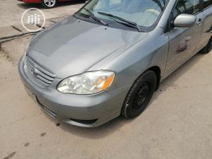 Toyota Corolla 2004 Gray | Cars for sale in Lagos State, Oshodi