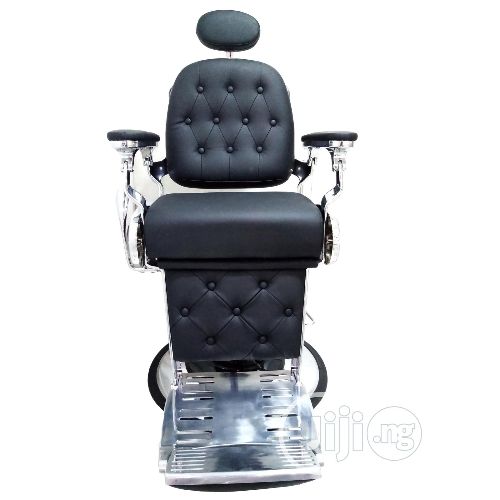 Barber Chair 8666 | Salon Equipment for sale in Surulere, Lagos State, Nigeria