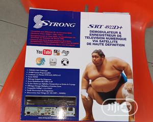 Strong Decoder SRT-4922D+   TV & DVD Equipment for sale in Rivers State, Port-Harcourt