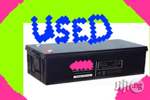 Old Inverter Battery In Gwarinpa Abuja   Electrical Equipment for sale in Abuja (FCT) State