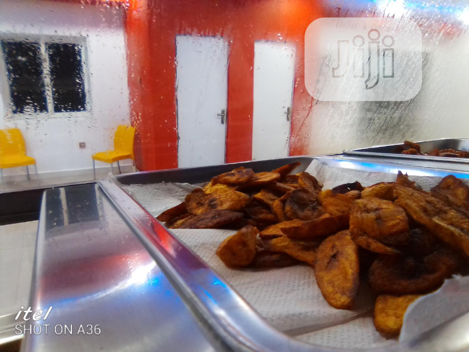 Archive: Food Delivery And Pickup In Lekki