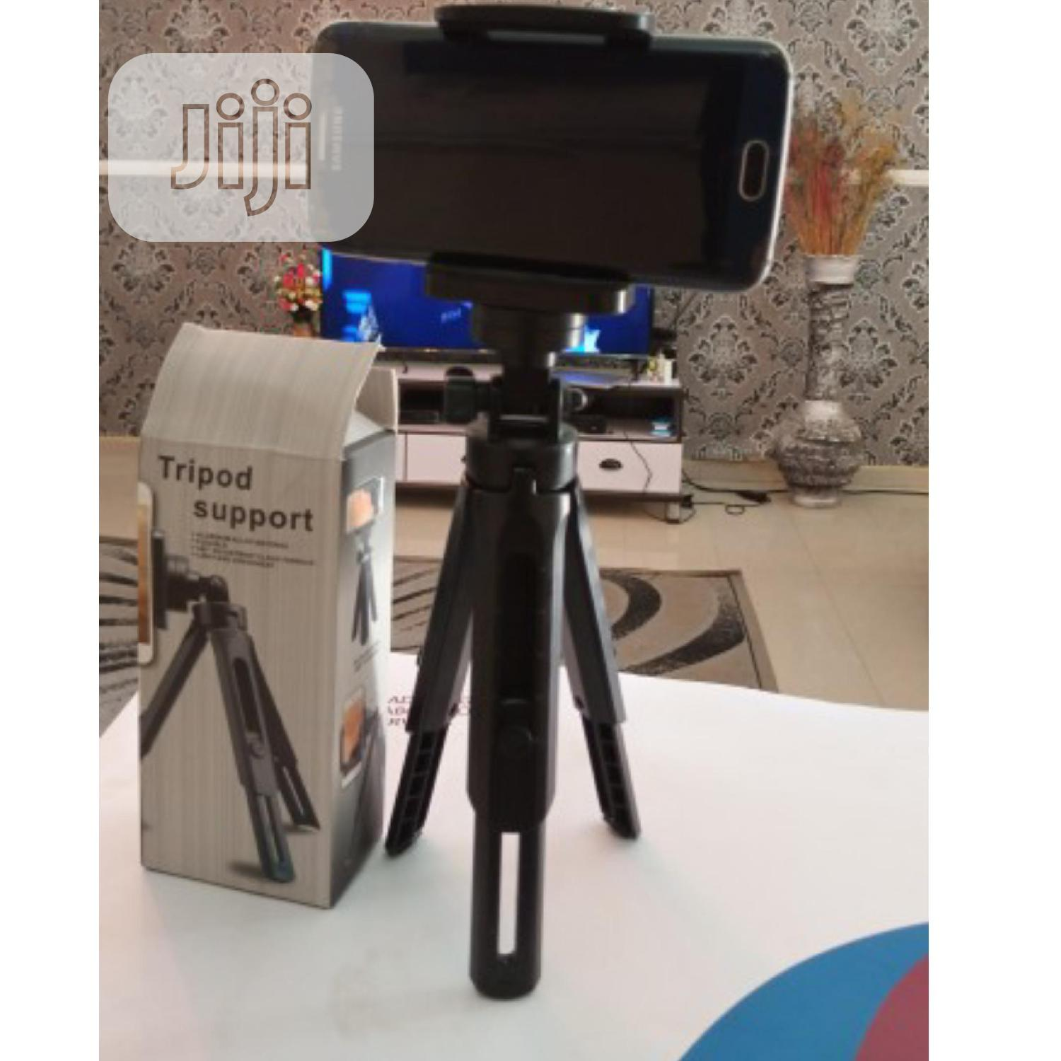 Archive: Mobile Phone Tripod Stand