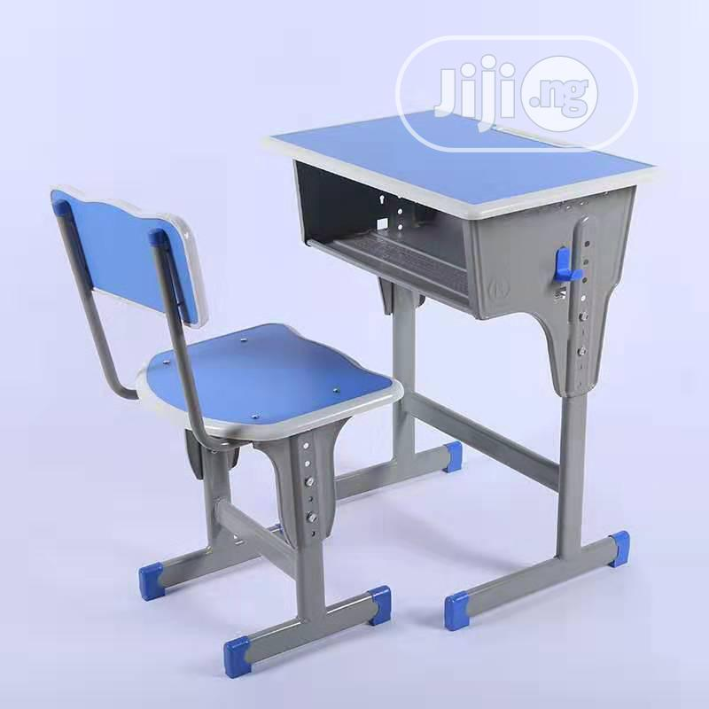 School Classroom Table And Chairs For Conducive Learning .