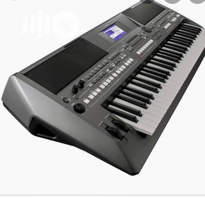 Archive: Yahama Keyboard