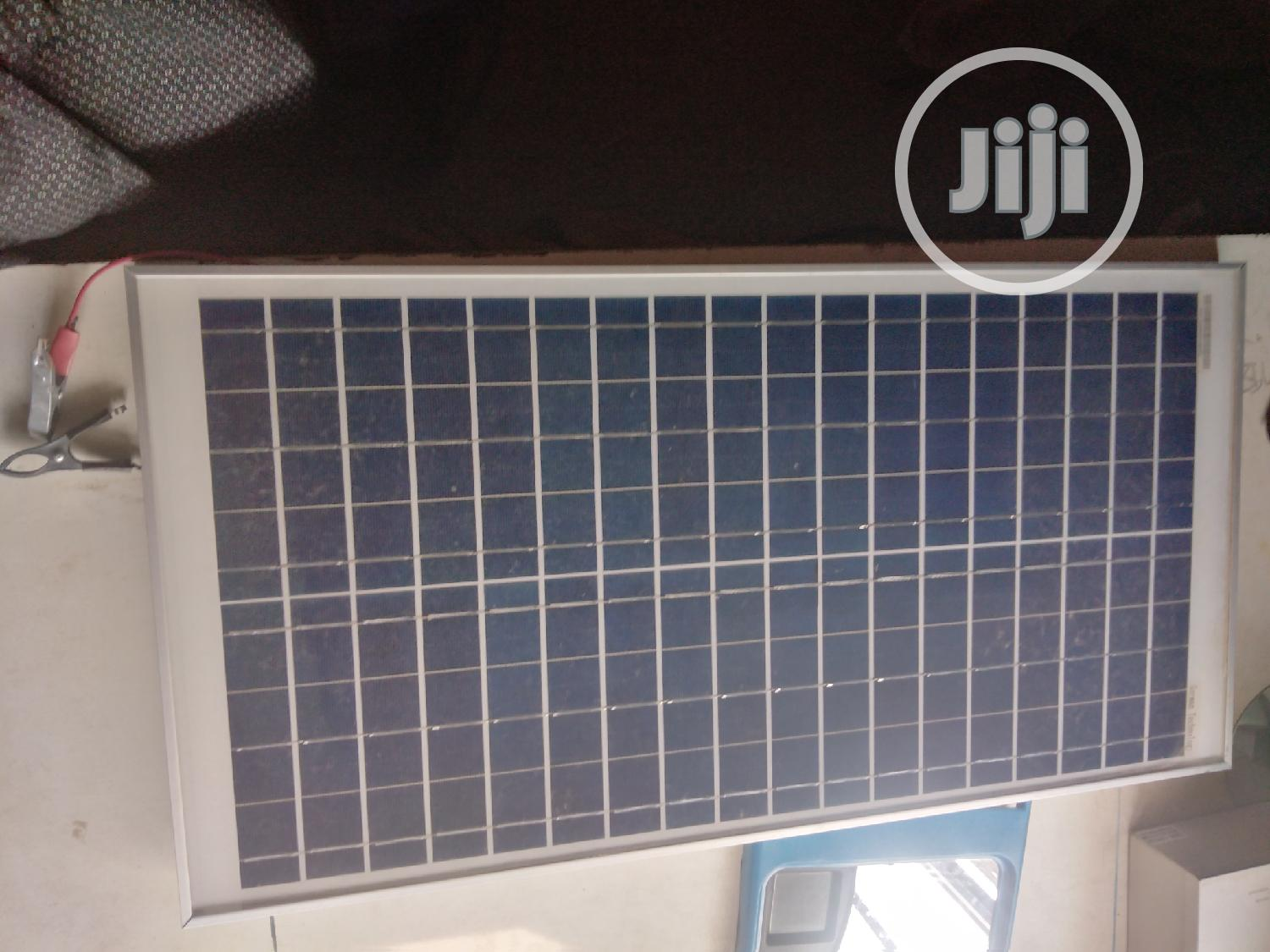30W Solar Panel | Solar Energy for sale in Obafemi-Owode, Ogun State, Nigeria