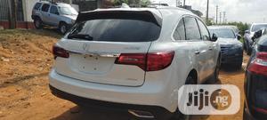 Acura MDX 2014 White   Cars for sale in Lagos State, Oshodi