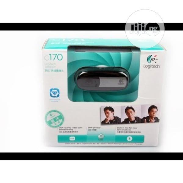 C170 Logitech Webcam