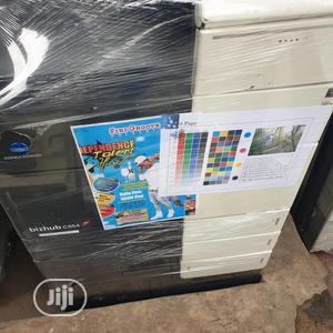 Konica Minolta Bizhub C654: Direct Image Multifunctional | Printing Equipment for sale in Lagos State, Magodo