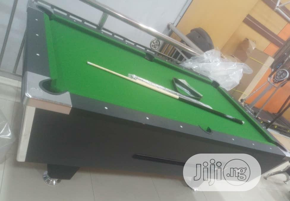 Coin Snooker Board With Accessories   Sports Equipment for sale in Ajah, Lagos State, Nigeria