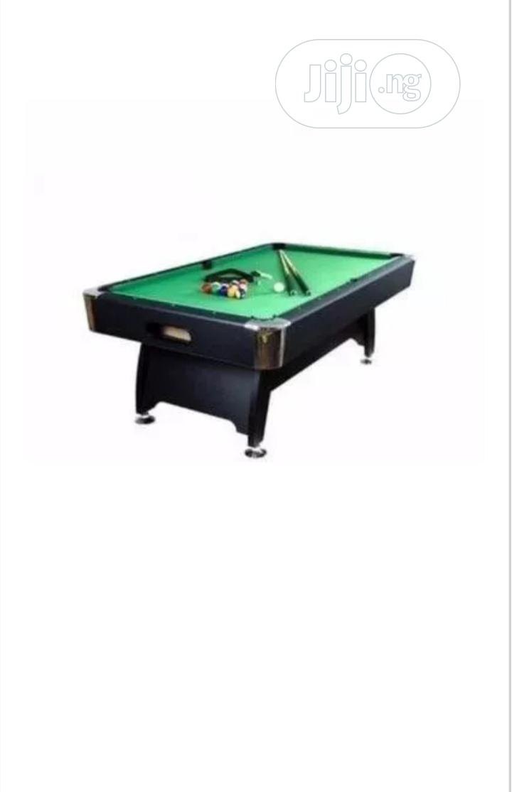 Archive: 7ft Butterfly Snooker Table