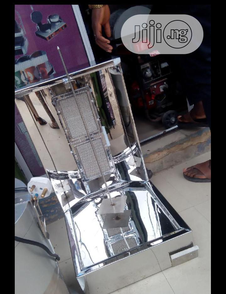 Archive: Shawama Machine With Two Burna