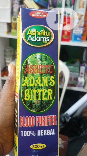 Adams Asheitu Bitters For Health And Blood Purifier   Vitamins & Supplements for sale in Lagos State, Alimosho