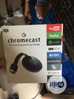 Chromecast TV Streaming Device HDMI Dongle   Accessories & Supplies for Electronics for sale in Lagos State, Ikeja