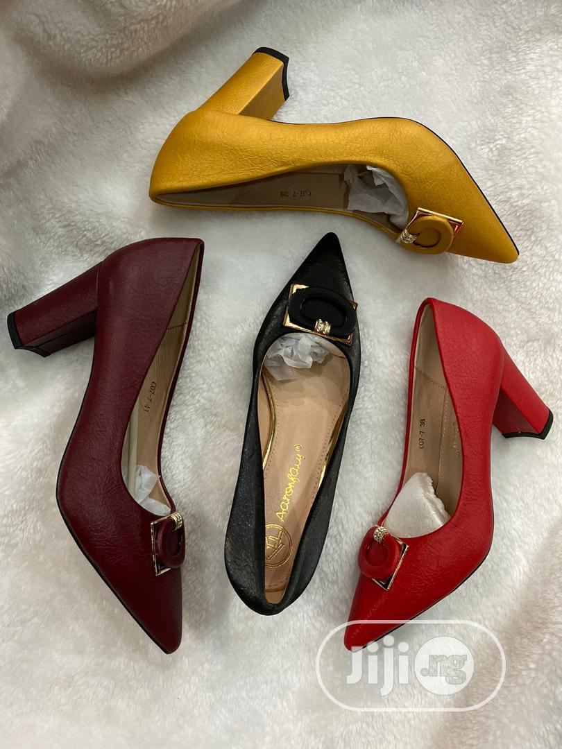 New Quality Female Cover Pump Shoes