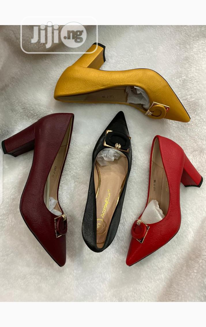 New Quality Female Cover Pump Shoes | Shoes for sale in Lagos Island, Lagos State, Nigeria