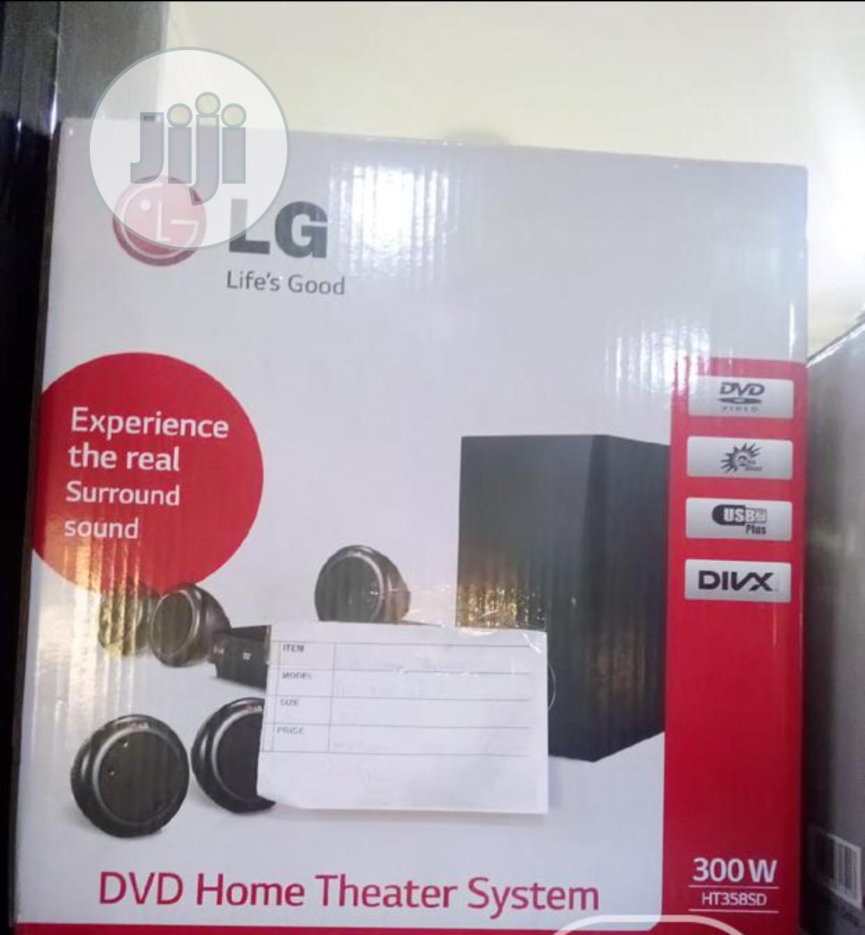 LG Home Theater 300W