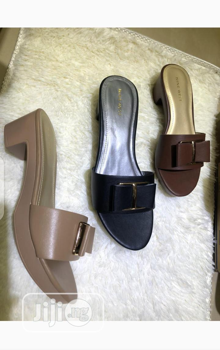 Quality Female Heel Slide Shoes | Shoes for sale in Lagos Island, Lagos State, Nigeria