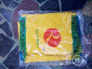 Rain Coat Yellow Color   Safetywear & Equipment for sale in Lagos State, Ojo