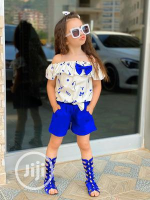 Kiddies Bum Short Set   Children's Clothing for sale in Lagos State, Ojo