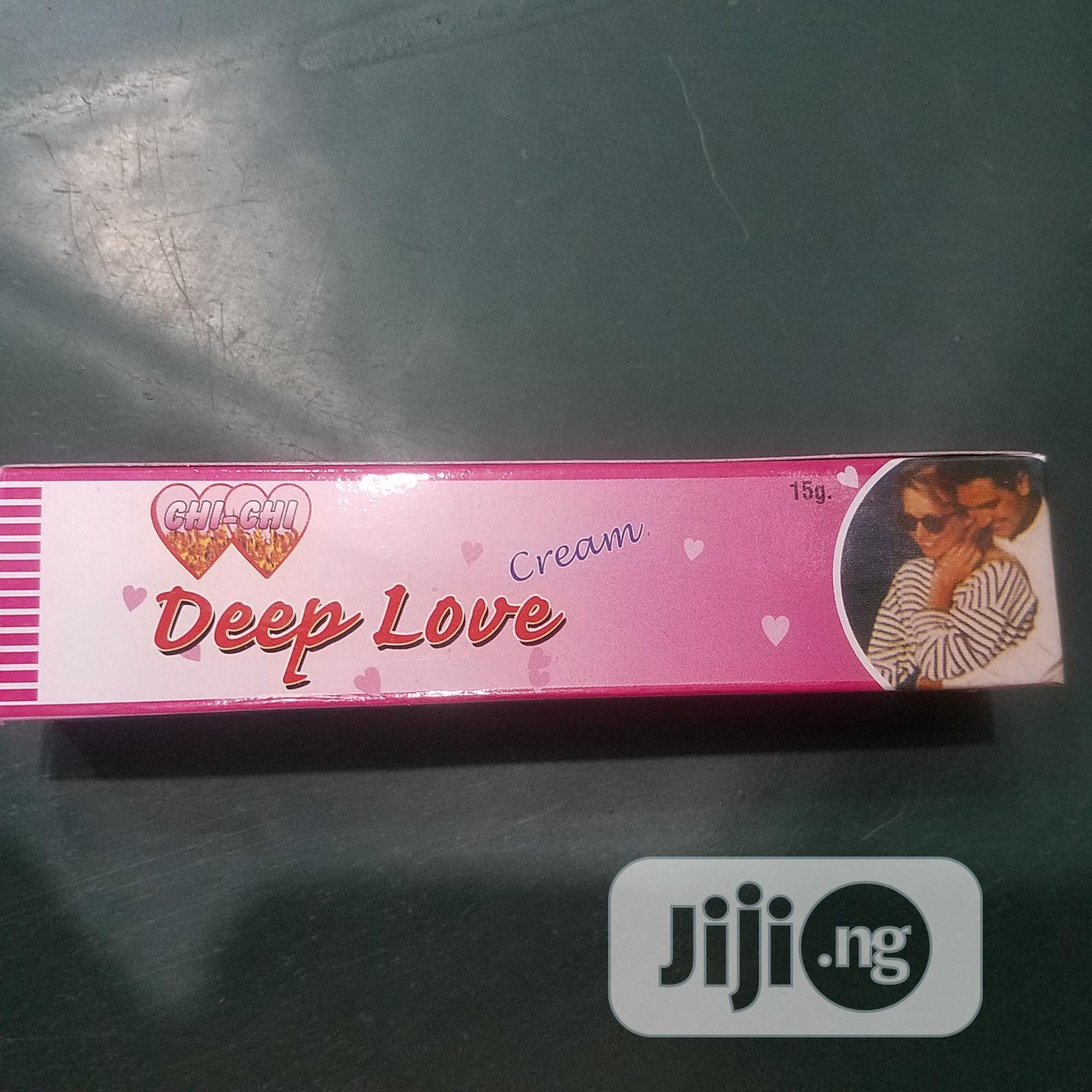 Chi Chi Deep Love Sex Cream For Men & Women( Sex Lubricant)