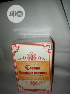 Fohow Xueqingfu Capsules ( Blood Cleanser)   Vitamins & Supplements for sale in Lagos State, Ifako-Ijaiye