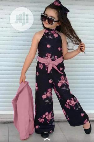 Kiddies Jumpsuit And Blazer Sets   Children's Clothing for sale in Lagos State, Ojo