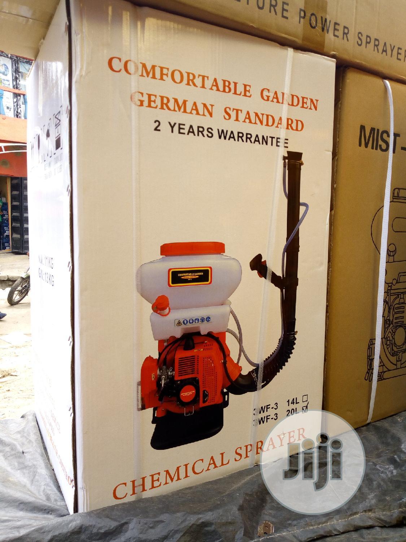 Original Comfortable Garden German Standard Chemical Sprayer