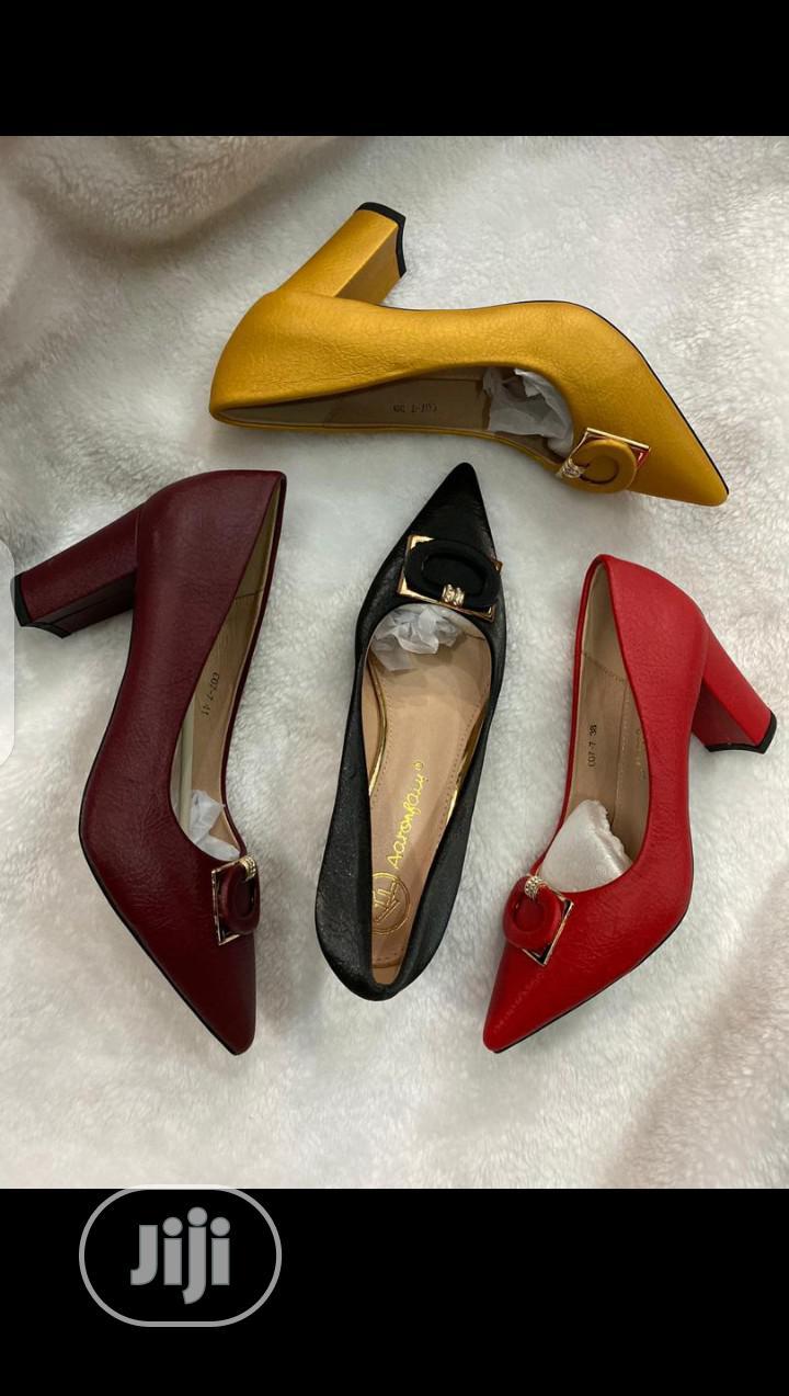 New Quality Female Heel Pump Shoes