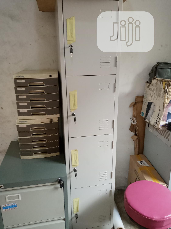 Workers Locker | Furniture for sale in Yaba, Lagos State, Nigeria