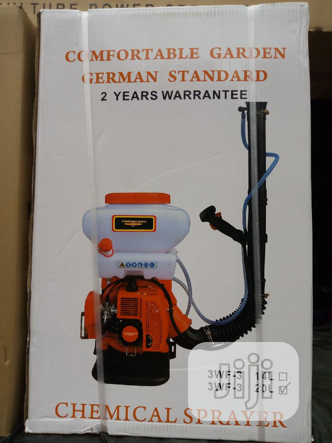 German Standard Comfortable Garden Pests Chemical Sprayer | Farm Machinery & Equipment for sale in Ojo, Lagos State, Nigeria