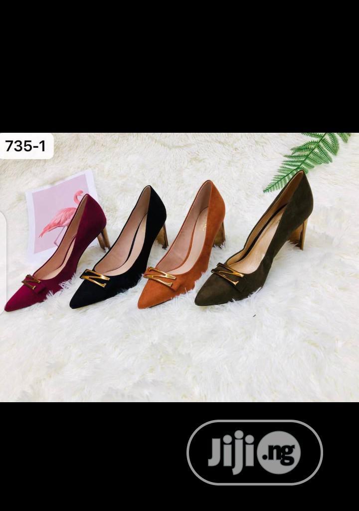 New Quality Female Zara Pump Shoes