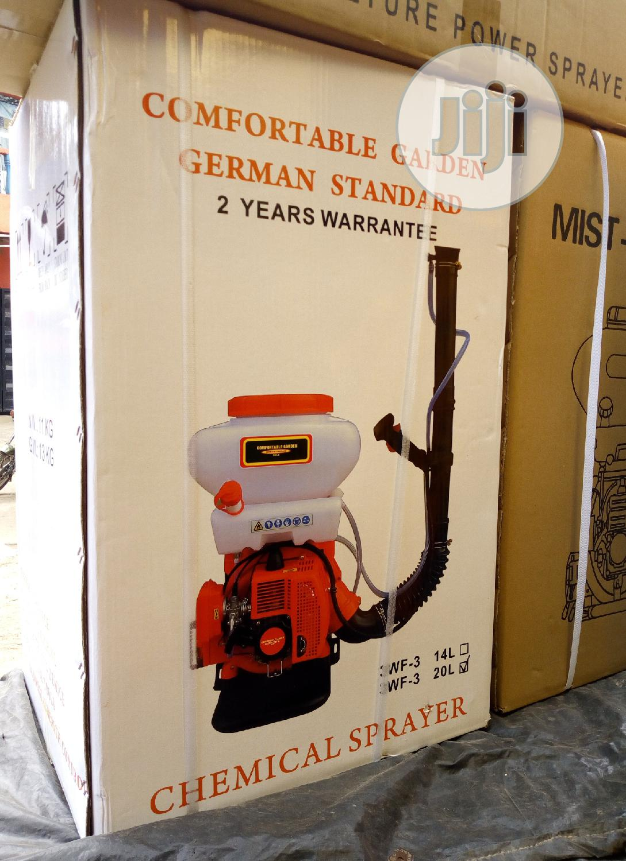German Standard Comfortable Garden Chemical Sprayer