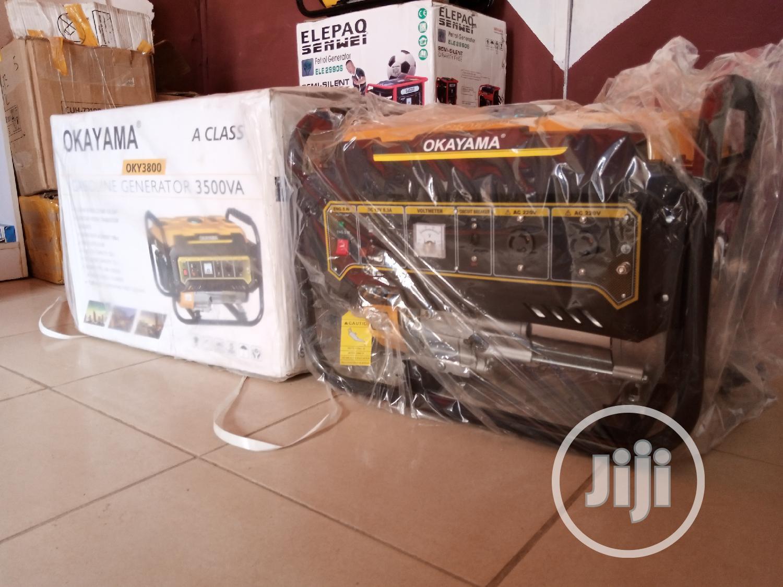 Brand New 3.5KVA Generator
