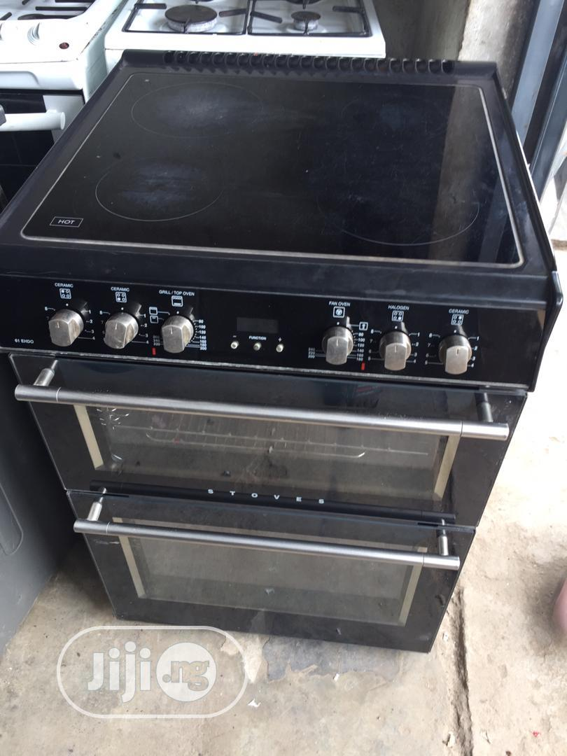 Uk Used Standing Gas Cooker | Kitchen Appliances for sale in Lagos Island, Lagos State, Nigeria