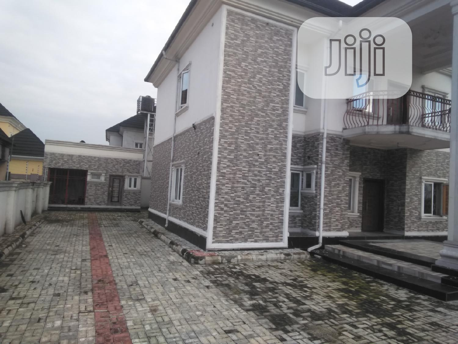 Newly Built 5 Bedroom Duplex , Eliozu